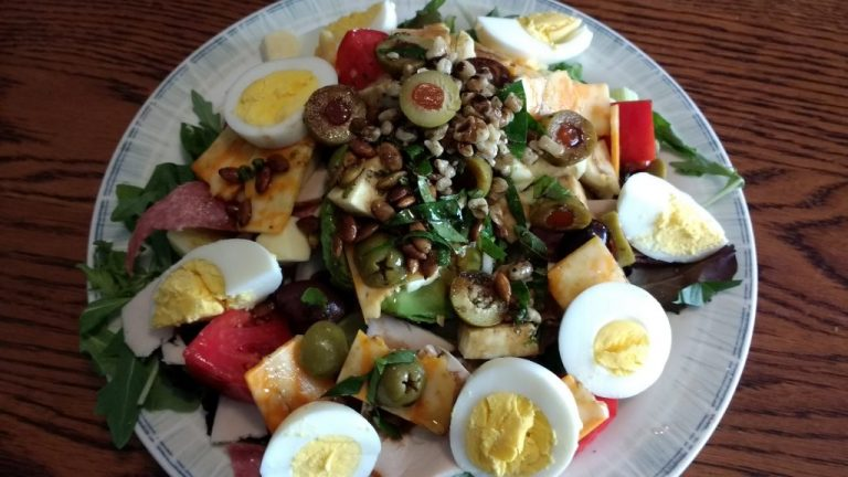 Dinner Salad
