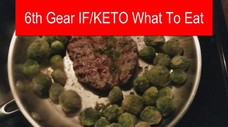 Whats For Dinner IntermittentFastingAndKeto