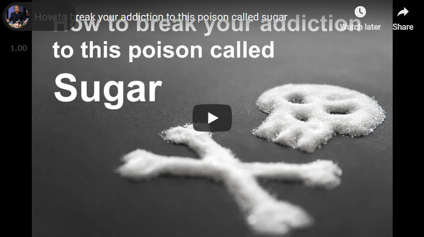 Sugar Poisoning