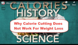 Why Calorie Cutting Does Not Work For Weight Loss 2