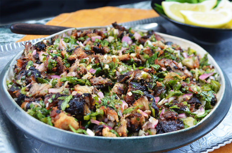 pork-belly-sisig- Keto Style