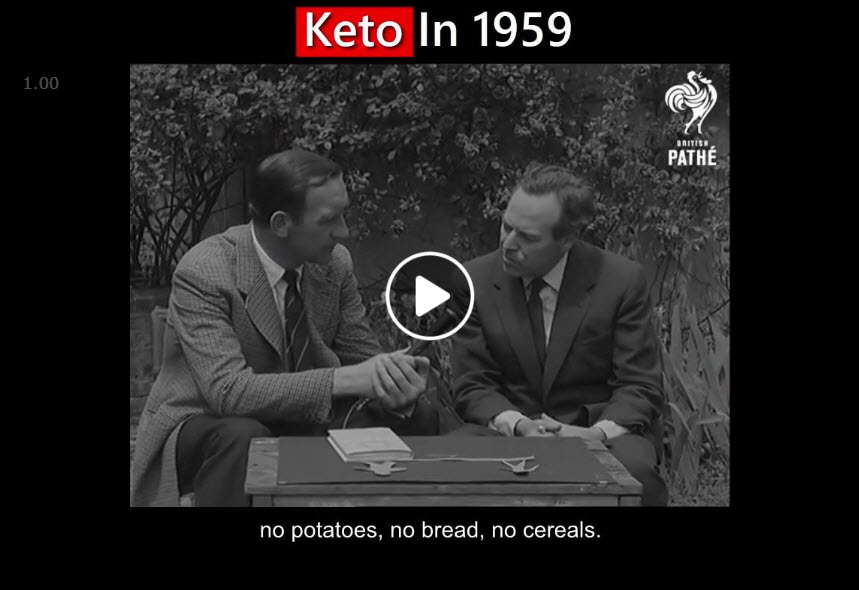 Keto In The 1950s