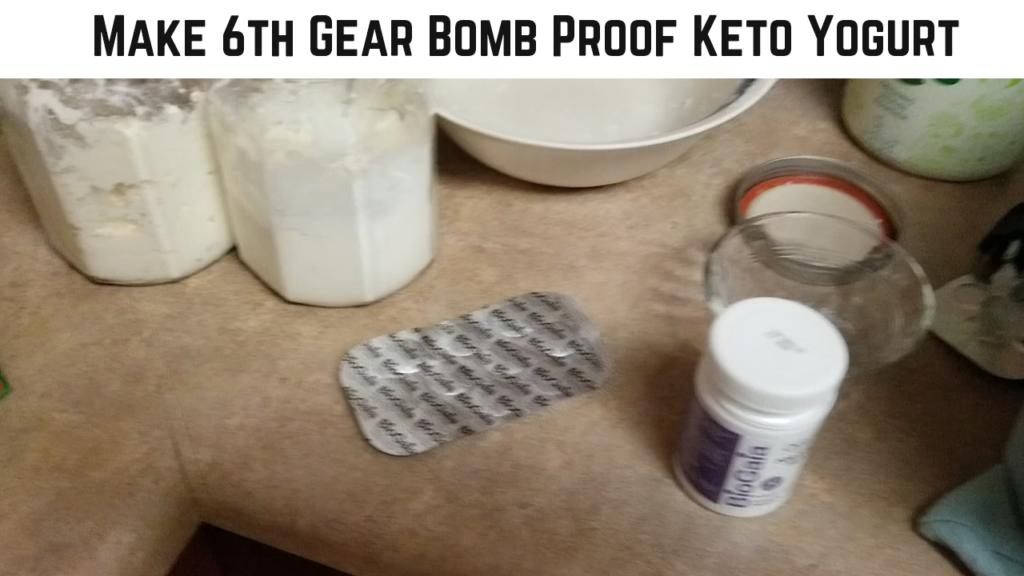 Bomb Proof Yogurt