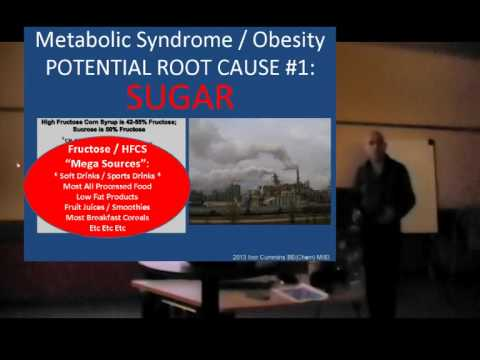 SUGAR as a primary Root Cause of Metabolic Syndrome and the Obesity Diabetes Epidemic